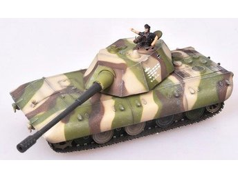 ModelCollect E-100 German Heavy Tank - 1946 - nice!