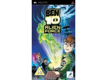 Ben 10 - Alien Force - Playstation PSP