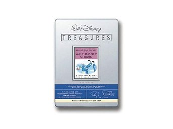 DISNEY TREASURES - BEHIND THE SCENES AT THE WALT DISNEY STUDIO - LIMITED EDITION