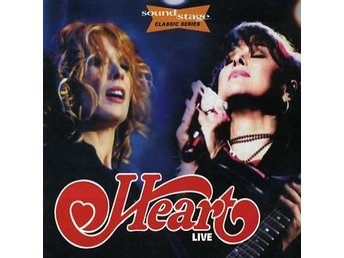 Heart: Live on Soundstage 2005 (Digi) (CD + DVD)
