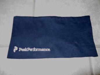 Ny Peak Performance pannband