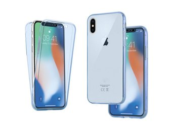 iPhone XR Fodral BLÅ