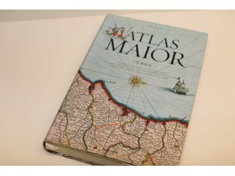 Atlas maior of 1665 9783822831250