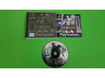 Legacy of Kain Soul Reaver KOMPLETT Playstation 1 PSone ps1