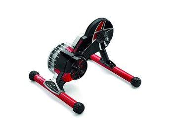 Elite Turbo Muin Smart B + – Training Roller – Red/Black
