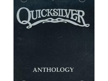QUICKSILVER MESSENGER SERVICE-Ny Cd-Anthology-US Psychedelic Rock