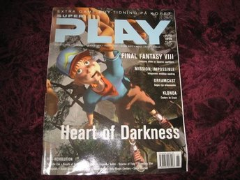 SUPER PLAY JUNI 1998 HEART OF DARKNESS