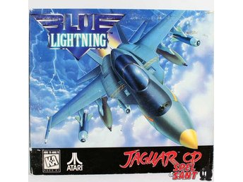 Blue Lighting (Atari Jaguar CD)