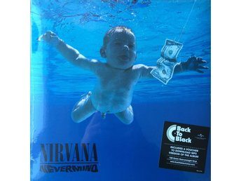 NIRVANA - NEVERMIND 180G NY LP + MP3