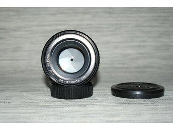 Minolta ROKKOR PF 1:1.7 f=50mm - Trollhättan - Minolta ROKKOR PF 1:1.7 f=50mm - Trollhättan