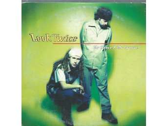 LOOK TWICE - MR DANCE & MR GROOVE   (CD MAXI/SINGLE )