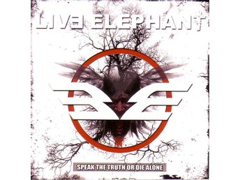 Live Elephant-Speak the truth or die alone / Thrash CD