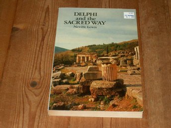 Neville Lewis: DELPHI AND THE SACRED WAY