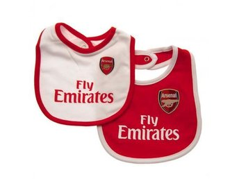 Arsenal - 2 Pack Baby Bibs CP - Varberg - Arsenal - 2 Pack Baby Bibs CP - Varberg