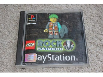Lego - Rock Raiders -  till PS1