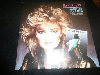bonnie tyler hold out for a hero-faster then a speed of night singel