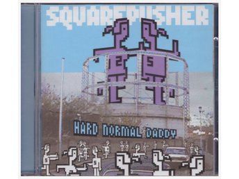 SQUAREPUSHER    HARD NORMAL DADDY     CD
