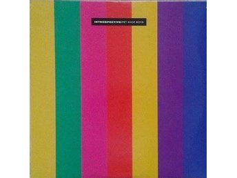Pet Shop Boys title* Introspective* House, Synth-pop LP US