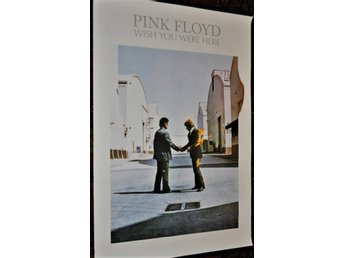 Pink Floyd, Wish You Were Here, stor poster