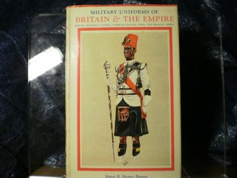 Military Uniforms of Britain & the Empire. 1742