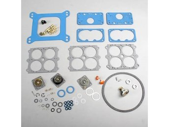 Holley packningssats rebuild kit Quick Fuel non stick 4160 3310 750