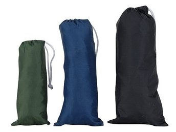 packpåsar i nylon 3-PACK COGHLAN´S DITTY BAG SET CG8233