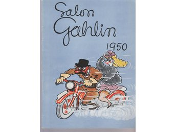 SALON GAHLIN 1950