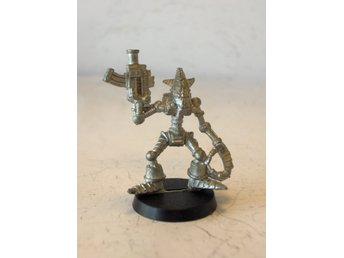 Warhammer 40k Space Ork Tinboy Robot Space Ork (Eldar version)