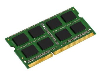 Kingston KCP 8GB 1600MHz SODIMM, DDR3, CL11, EJ-ECC, obuffrad