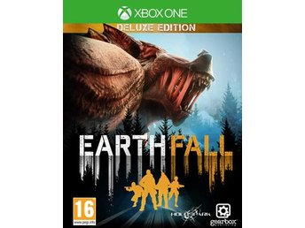 Earthfall / Deluxe edition (XBOXONE)