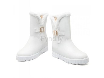 Dam Boots fashion quality footwear shoes P21012 White 39