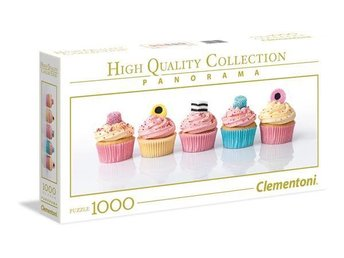 1000 pcs. High Quality Collection Panorama LIQUORICE CUPCAKES