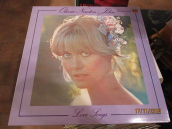 OLIVIA NEWTON-JOHN - LOVE SONGS - LP