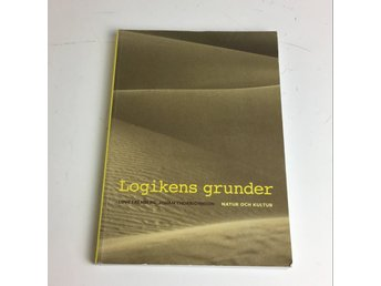 Bok, Logikens grunder, Love Ekenberg, Pocket, ISBN: 9789127706712, 2001