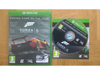 Xbox ONE: Forza 5 Game of the Year Edition