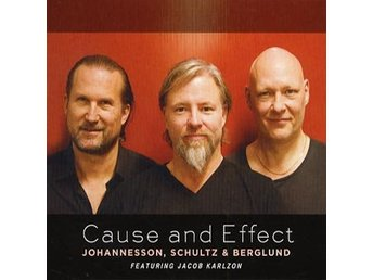 Johannesson Schultz & Berglund: Cause and effect (CD)