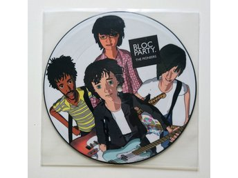 "Bloc Party - The Pioneers - 7"" Picture Disc"