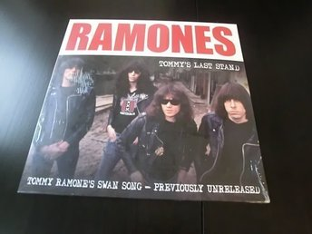 RAMONES - TOMMYS LAST STAND