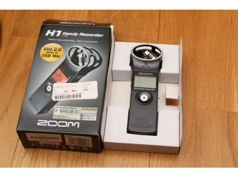 H1 ZOOM Handy Recorder