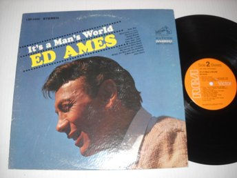 "Ed Ames ""It's A Man's World"""