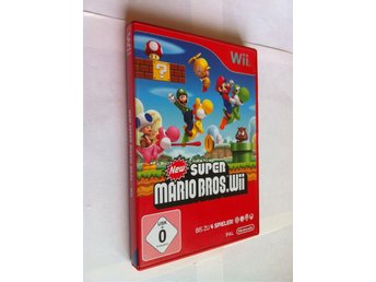 Wii: New Super Mario Bros. Wii