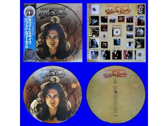 DAVID COVERDALE 'Whitesnake' Japan-only picture-disc LP