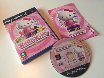 Playstation 2 PS2 Hello Kitty Roller Rescue