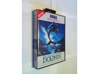 Master System: Ecco the Dolphin