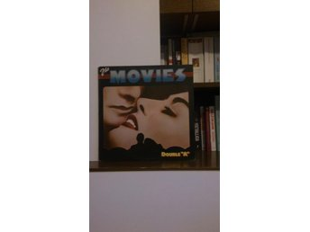 "The Movies Double ""A"" , vinyl LP"