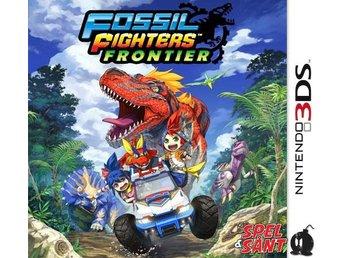 Fossil Fighters Frontier - Norrtälje - Fossil Fighters Frontier - Norrtälje