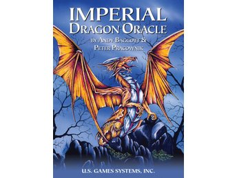 Imperial Dragon Oracle (22-Card Deck & Booklet) 9781572816411
