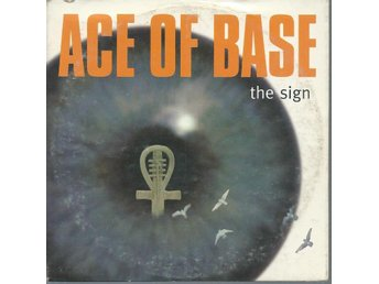 ACE OF BASE - THE SIGN  (CD MAXI/SINGLE )