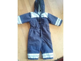 Fin Overall unisex st 86