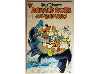 Walt Disney Donald Duck Adventures 1987 Gladstone Nr 1